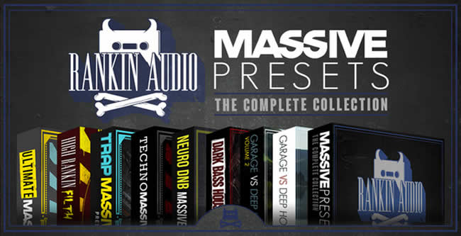 Massive Presets - The Complete Collection