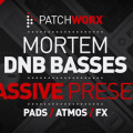 Mortem DnB Bass Massive Presets Pack Loopmasters