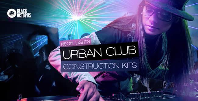 Urban Club Hip Hop Loops