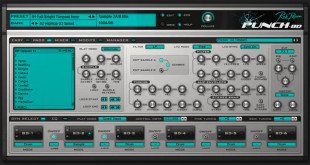 Review Punch-BD Plugin by Rob Papen