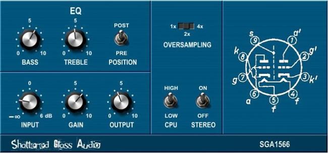 SGA1566 – Free VST/AU Plugin