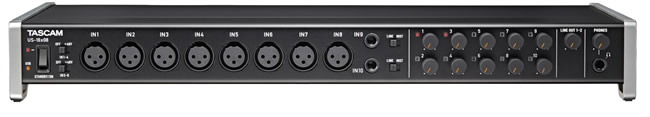 US-16X08 Audio Interface by Tascam