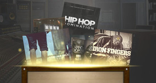 The Hip Hop Drum Box