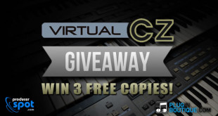 VirtualCZ Synth Giveaway