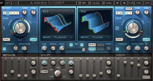 Codex Waves Synth VST Plugin