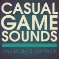 Free Casual Game Sounds – Single Shot SFX Pack by Dustyroom