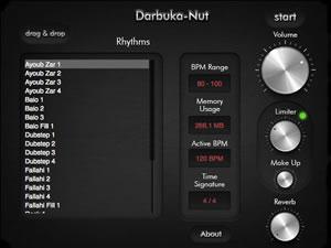 Darbuka-Nut Free VST Plugin