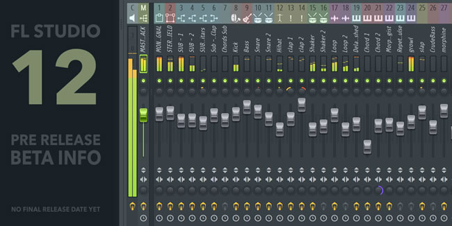 FL Studio 12 Beta