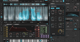 Iris 2 VST Plugin by iZotope