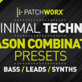 Minimal Techno Reason Combinators by Loopmasters