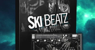 Ski Beatz Limited Edition Drum Module