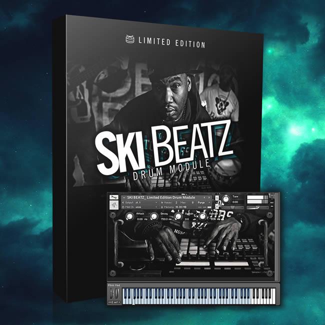 Ski Beatz Limited Edition Drum Module