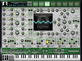 Cypher VST Synthesizer