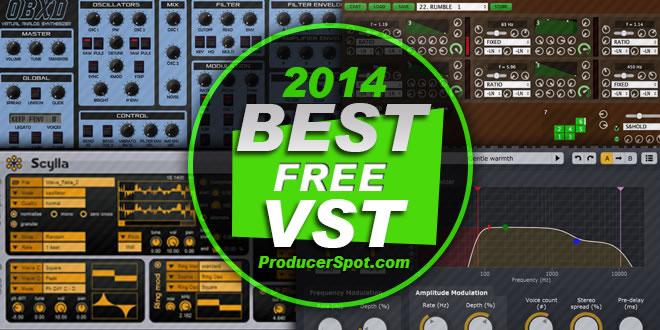 Best Free VST/AU Plugins