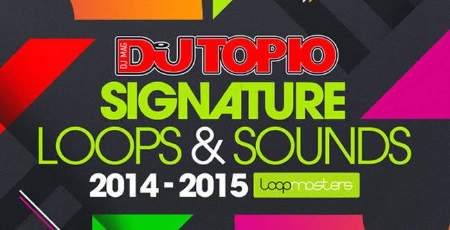Top 10 DJs Signature Loops and Sounds