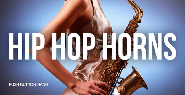 Hip Hop Horns Samples and Loops