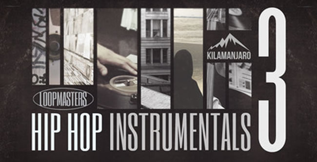 Hip Hop Instrumentals Vol 3 Sample Pack by Loopmasters | ProducerSpot