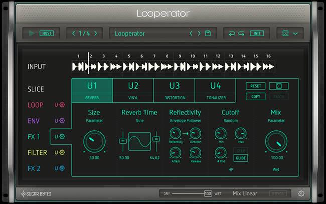 Looperator VST Plugin