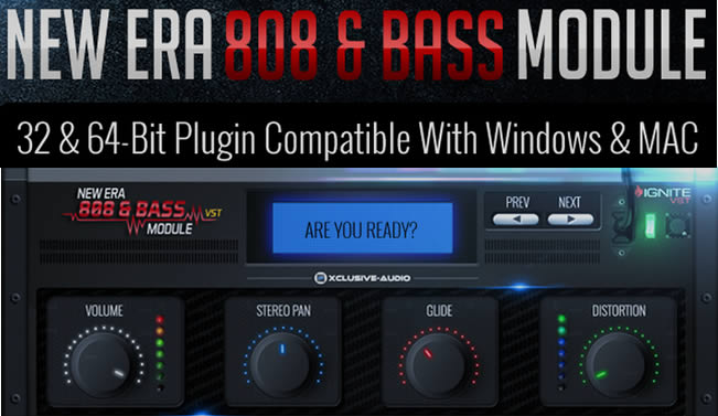 New era 808 & Bass Module - Review