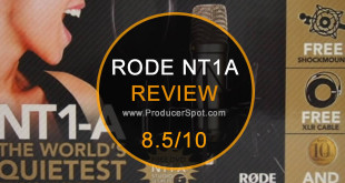 Rode NT1A Reviewed