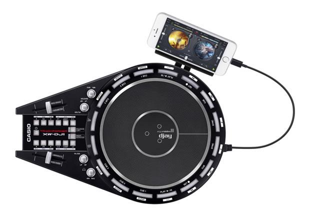XW–DJ1 DJ Controller