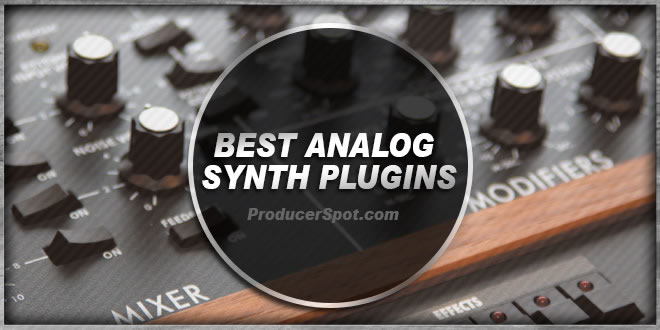 Best Synth Plugins