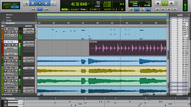 NAMM 2015: Pro Tools 12 Music Software Announced by Avid