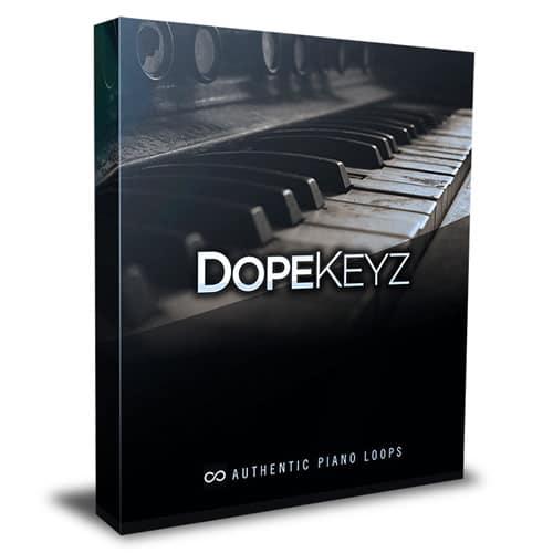 DopeKeyz - Hip Hop Piano Loops by The Producers Choice