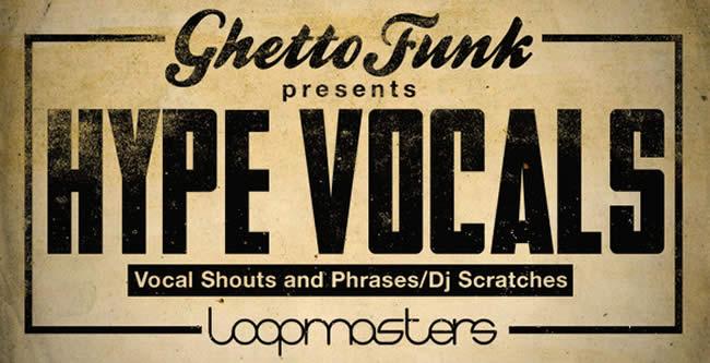 Hip Hop Funk Vocals Samples