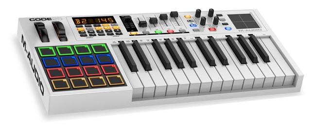 M-Audio Code MIDI Controllers