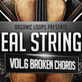 Real Strings Vol 6 – Broken Chords Sample Pack by Organic Loops