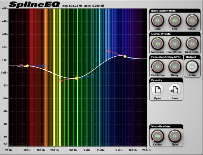 Image Equalizer VST Plugin