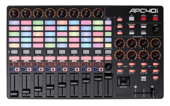 AKAI APC40 Mk2 Controller