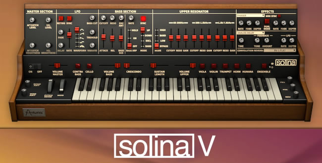 Arturia Solina V Review
