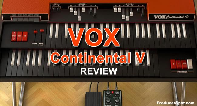 Vox Continental V Review