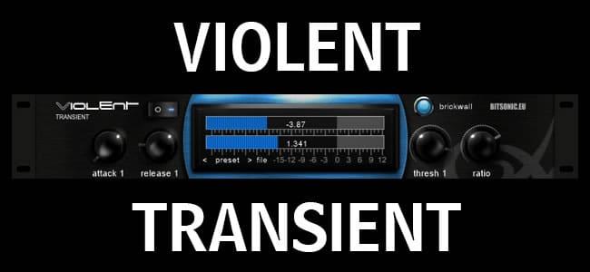 Violent Transient Free VST