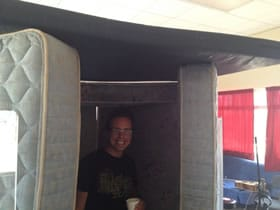 Marvelous How To Build A Diy Vocal Booth On A Shoestring Budget Largest Home Design Picture Inspirations Pitcheantrous