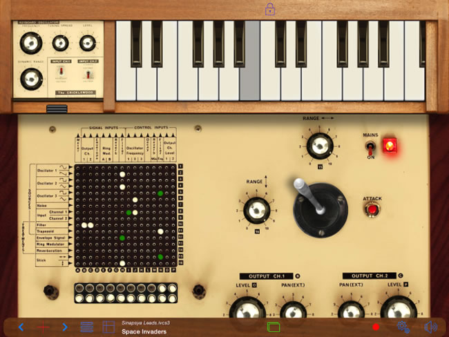 best ipad iphone ios synth apps at app store. Black Bedroom Furniture Sets. Home Design Ideas
