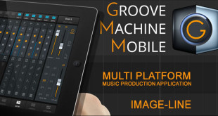Groove Machine Mobile Image-Line
