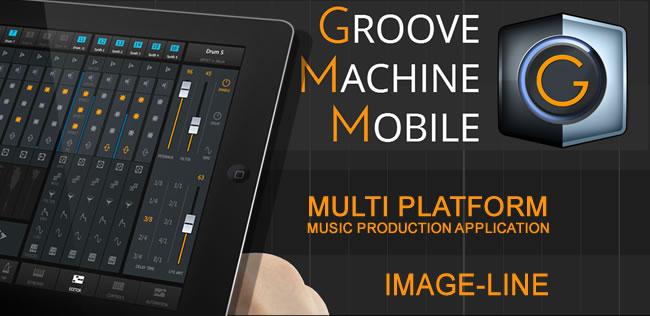 Groove Machine Mobile Image-Line
