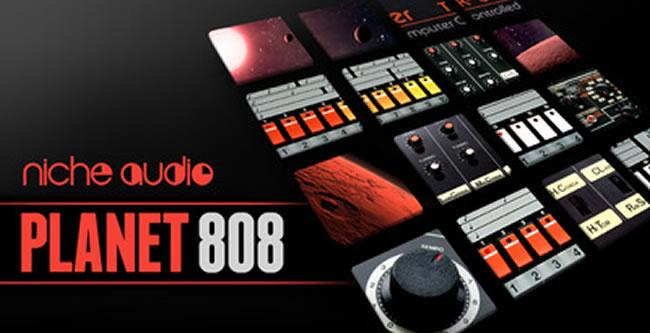 TR 808 Drum Samples
