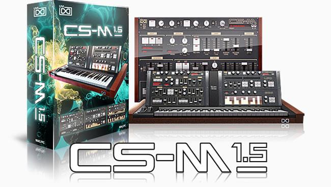 UVI CS-M VST Vintage Synth