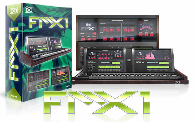 UVI FMX-1 Synth