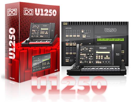UVI U1250 Synth Plugin