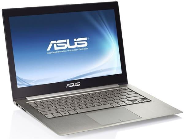 Asus Zenbook Music Production Laptop