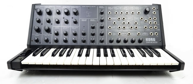 Korg MS-20 MKII Synthesizer