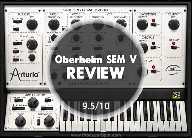 Arturia SEM V Review