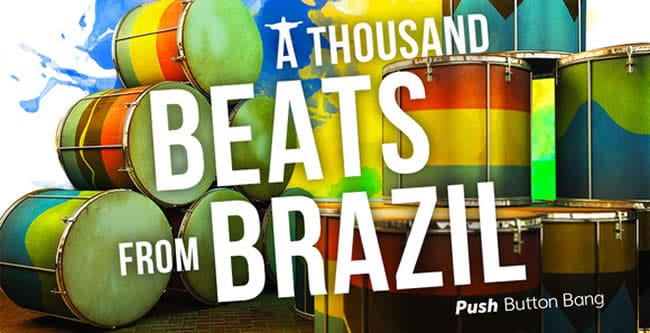 Brazil Percussion Loops