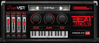 Beat Machine VST Plugin