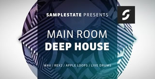 Main Room Deep House Vol 1